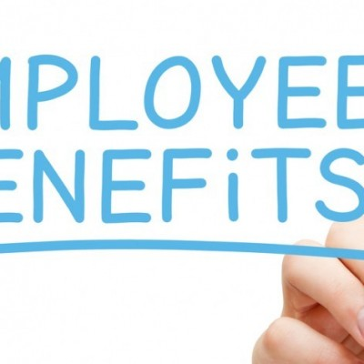 Offering employees non-cash benefits